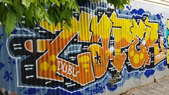 Caper... (colourourcity) Tags: streetart streetartnow streetartaustralia graffiti awesome nofilters colourourcity melbourne burncity caper dt dbltrbl