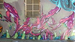 Knock... (colourourcity) Tags: streetart streetartaustralia streetartnow graffitimelbourne graffiti melbourne burncity awesome colourourcity nofilters original knock nock bb id
