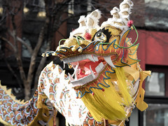 Chinese New Year Parade, Washington, DC (dckellyphoto) Tags: chinese parade chinatown washingtondc districtofcolumbia dc 2018 dragon gold yellow chinesenewyear color colorful lunarnewyear yearofthedog