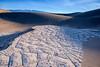 Textures and Shadows (SandyK29) Tags: sanddunes deathvalley textures sand dunes shadows morning mud mudflats texture nature desert california mountains sky bluesky wispyclouds mesquitesanddunes panamintrange winter