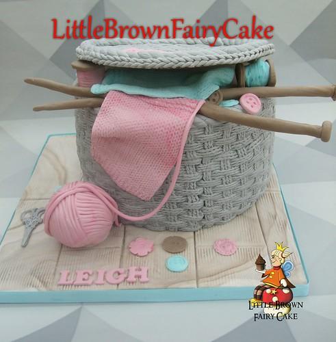 a leigh knit