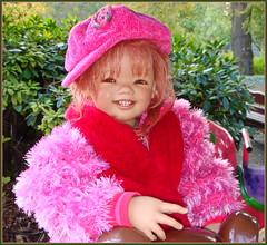 Sonnenschein Sanrike ... (Kindergartenkinder) Tags: kindergartenkinder annette himstedt dolls sanrike e herzen