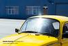 Vintage VW Beetle (Naomi Rahim (thanks for 3.7 million visits)) Tags: car volkeswagon vw beetle bug vintage retro automobile 60s 70s yellow street streetphotography nikon nikond7200 vsco melbourne australia factory area 50mm