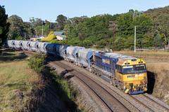 2018-01-21 Pacific National TT111-TT126 Mittagong Jn 2298 (deanoj305) Tags: pacific national tt111 2298 stone train main south line nsw mittagong newsouthwales australia au