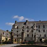 Traquair House (XVIIe), Innerleithen, Scottish Borders, Ecosse, Royaume-Uni. thumbnail