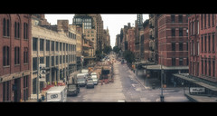 Meatpacking (Nico Geerlings) Tags: ngimages nicogeerlings nicogeerlingsphotography manhattan westside nyc ny usa newyorkcity meatpackingdistrict 14thstreet dianevonfurstenberg historic cinematic cinematography streetphotography