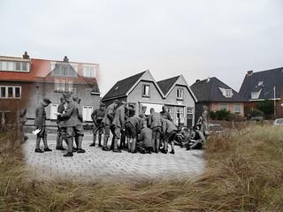 Bergen aan Zee, mobilisatie 1939