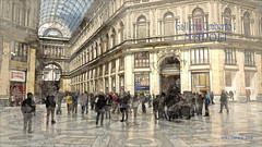 Galleria Umberto 1 - Napoli (Mike Cordey) Tags: galleria umberto 1 galleriaumberto1 naples napoli italy campania