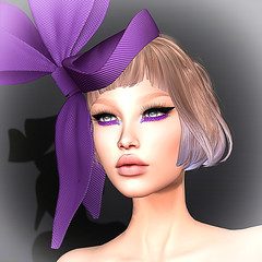 LuceMia - ALMA Makeup (2018 SAFAS AWARD WINNER - Favorite Blogger -) Tags: almamakeup sl new fashion hud colors applier catwa lelutka creations event hashtagdistrict models lucemia