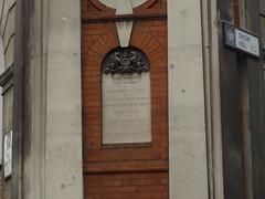 P1120076 (moley75) Tags: london centrallondon rundown museumoflondon cityoflondon westsmithfield