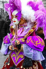 venezianischer Maskenzauber 3 (blacky_hs) Tags: hamburg venezianischer maskenzauber venedig karneval faslam colonnade alster alsterarkaden jungfernstieg maske maskerade