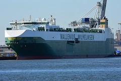 Ro-Ro ship Salome (Jimmie Fisher) Tags: cargoshipsalome walleniuswilhelmsenlogistics roroshipsalome savannahgeorgia savannahriver