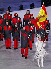 Ceremonia De Inauguracion PyeongChang 2018 03