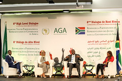 Sixth High Level Dialogue (African Governance Architecture (AGA)) Tags: aga high level dialogue african union pretoria political affairs governance architecture audpa thivhu