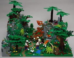 Temple in the jungle (Beorthan) Tags: montoya hughes brickingstone celestia corrington