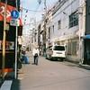 Smokin' Asakusa (dennis.harville) Tags: white blue contrast light shadow man japan tokyo asakusa street city cigarette tokyojapan mamiya mediumformat mamiyatlr square color film colorfilm mamiyac220 6x6 kodak kodakportra120 portra streetphotography cityphotography van analog analogphotography filmphotography twinlensreflex tlr squarephotography