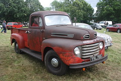 1948 Ford USA F1 Pickup Truck. Moffat Classic Weekend 2017. (Yesteryear-Automotive) Tags: 1948 ford f1 pickup truck moffat classic weekend scotland