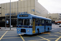 Citibus 25 (MCK 225J) (SelmerOrSelnec) Tags: citibus leyland panther seddon pennine mck225j manchester corporationstreet preston bus