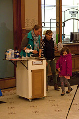 Get the Lead Out of Our Water Press Conference Milwaukee City Hall 2-14-18  9689 (www.cemillerphotography.com) Tags: tainted poisoned corroded deadly unhealthy learningdefects kids children harmful toxin toxic schools homes pipes drinkingwater filter disease substance chemical ingest breathein paint