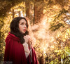 Little Red Riding Hood (mimireaves) Tags: littleredridinghood redridinghood fairytale cosplay fairytalecosplay cosplayer mimireaves coser cosplayphotography spooky scary woods wolf forest