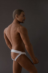 JockStrap (ZSToystory) Tags: muscle malec male maleunderwear man malemodel model damtoys homoerotic homo homme phicen phicenm33 gay gayerotic guy tbleague league lgbt bara yaoi abs action actionfigure naked nude hunk hottoy hottoys sixthscale shirtless figure 16scale 6thscale toys toy jockstrap whiteunderwear underwear portrait