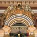 Russia - Sankt Petersburg - Sobór św. Izaaka Dalmatyńskiego ,Исаакиевский собор - Chrystus w Majestacie nad Carskimi Wrotami .