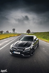 ECC Rent Photoshoot (Lennard Laar) Tags: ecc rent car cars carshooting photoshoot photoshooting autumn 2017 germany darmstadt sportwagenvermietung eccrent mercedes mercedesbenz mercedesamg amg c63 c63amg amgc63 black german sportscar tamron 2470mm f28 nikon d750 lennard laar lennardlaar photography speed generation speedgeneration