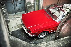 1966 Ford Mustang Convertible - Shot 1 (Dejan Marinkovic Photography) Tags: 1966 ford mustang cabrio convertible classic car red ponycar