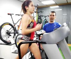 Alba Álvarez triatlón Indoor team clavería triatlón World 11