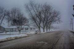 Mysterious Morning (kendoman26) Tags: fog weather hdr nikhdrefexpro2 nikon tokinaatx1228prodx tokina tokina1228 nikond7100 morrisillinois