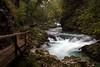 Vintgar Klam near Bled, Slovenia (OnTheRoadAgainBlog) Tags: vintgarklam vintgar klam slovenia waterfall canon 700d bled nationalpark national park river