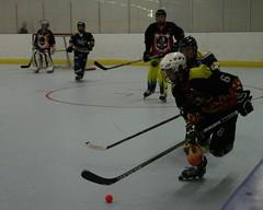 Swindon vs Oxford (jacksonwithminis) Tags: indoors inline skaterhockey hockey ball sports inlineskate canon 400d sport