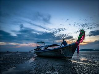 Nopharathara Beach - Ao Nang - Krabi - Thailand