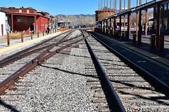 Santa Fe Railyard (thomasgorman1) Tags: tracks railyard railroad rr nikon galleries nm southwest arts outdoors rail rails