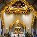 World's largest golden seated Buddha