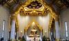 World's largest golden seated Buddha (Lцdо\/іс) Tags: golden buddha wat traimit bangkok thailande lцdоіс thailand thailandia thai buddhisme china town temple travel citytrip city voyage culte religion peaceful or statue