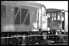 No D182 7th Jan 2018 Nene Valley Railway Wansford (Ian Sharman 1963) Tags: d182 7th jan 2018 nene valley railway wansford no 46045 station diesel engine rail railways train trains loco locomotive heritage line nvr