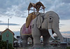 Lucy the Margate Elephant (dlberek) Tags: newjersey jerseyshore historic lucythemargateelephant