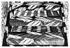 Shadows on the stairs (leo.roos) Tags: stairs trap staircase stairway shadow schaduw noiretblanc makroplanart250 makroplanar502zf a7rii carlzeissmakroplanar502 zf cz denhaag thehague architecture architectuur leyweg stadskantoorleyweg rudyuytenhaak cityhall morgenstond stadsdeelkantoorescamp darosa leoroos dayprime day50 dayprime2018 dyxum challenge prime primes lens lenzen brandpuntsafstand focallength fl
