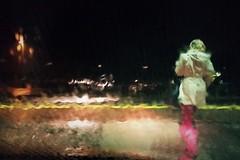 Pink Pants (michael.veltman) Tags: watercolor rain woman