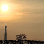 Paris Francis - View from Louvre Museum ~ Historic Monument  -  The Eiffel Tower thumbnail