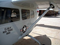 """Cessna O-2A Skymaster 8 • <a style=""""font-size:0.8em;"""" href=""""http://www.flickr.com/photos/81723459@N04/39782018184/"""" target=""""_blank"""">View on Flickr</a>"""