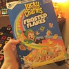 Lucky Charms Frosted Flakes (the ghost in you) Tags: cereal luckycharms frostedflakes