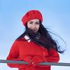 (Tatiana Dorokhova) Tags: wind boston red fashion hair dreamy tatianadorokhovaphotography tatianadorokhova