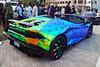 Polarizer (Infinity & Beyond Photography) Tags: polarizer holographic car wrap lamborghini exotic sports cars exotics supercars westpalmbeach supercar show week wraps wrapped huracan spyder