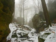 Raue Landschaft (Jörg Paul Kaspari) Tags: irrel ernzen naturpark südeifel eifel winter fels felsen raue landschaft landscape rock