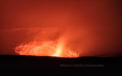 Power of Pele (chasingthelight10) Tags: events photography travel landscapes places hawaii bigisland nature hawaiivolcanoesnationalpark kilahuea otherkeywords volcanoes volcano