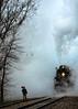 The Pere Marquette 1225, The Polar Express (lleon1126) Tags: locomotive polarexpress train hobo traintracks steamengine railroad
