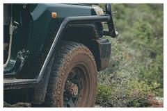 Muddy adventures (Coisroux) Tags: kwandwe muddy adventure vehicle safari tyres shapes engineering d5500 nikond nikond5500 grasses fields rocks mud bushveld