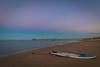 Fanatic (dmunro100) Tags: adelaide southaustralia henleybeach sunrise dawn daybreak civiltwilight summer hot hue pink surfboard calm serene